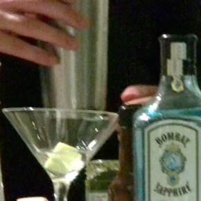 Mona's martini