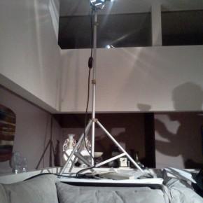 There's a tv under that light. #cucumbersandgin