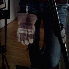 These gloves make me feel like a pro. #cucumbersandgin