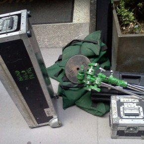 First round of gear. This is the heavy load. #cucumbersandgin