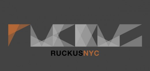 Ruckus Logo on Gray -- 640