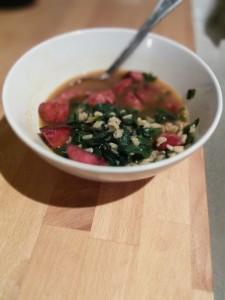 blette soup
