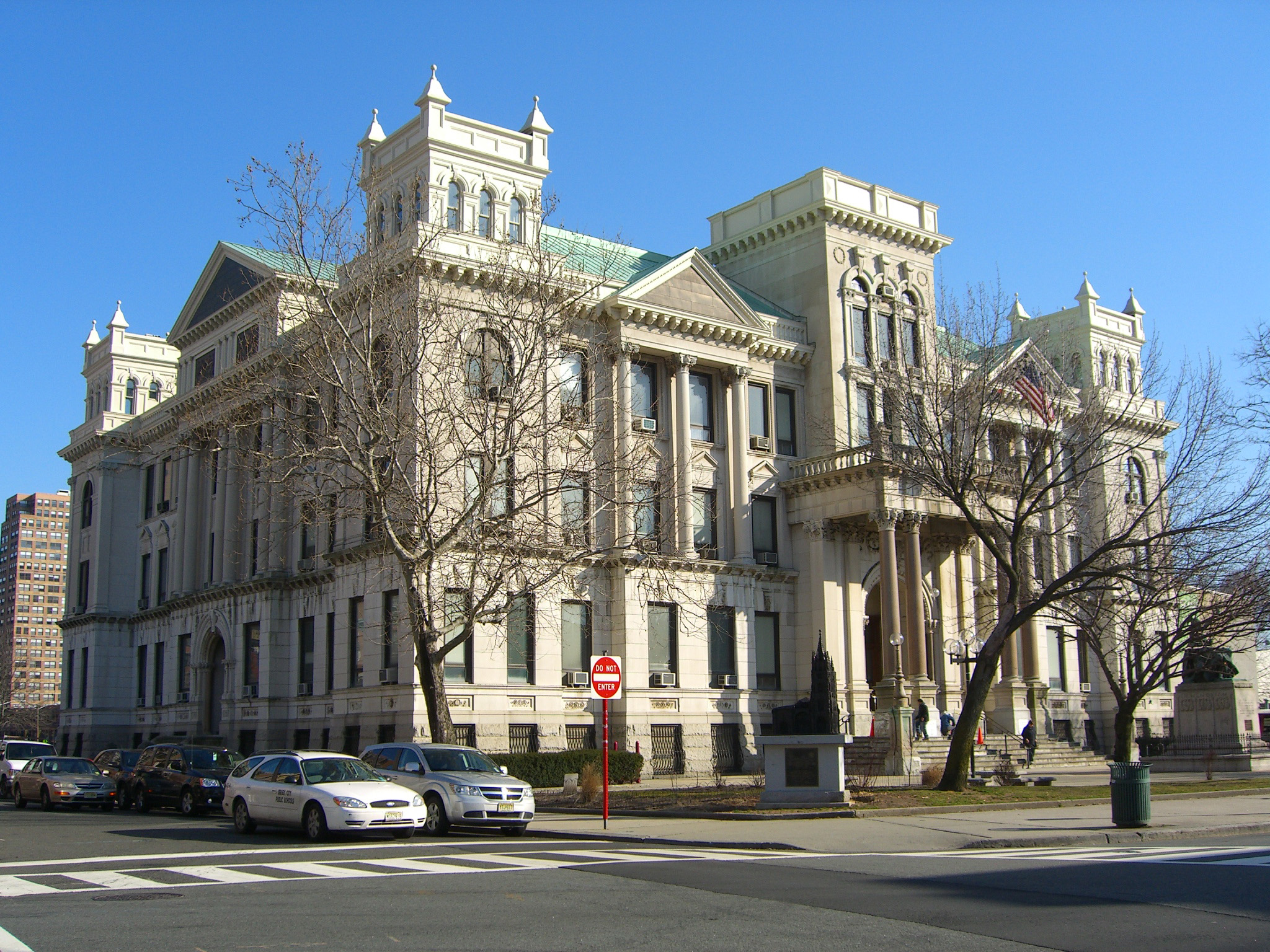 National Register of Historic Places listings in Passaic